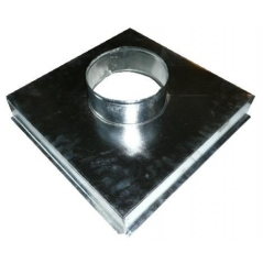 Cutie plenum 550X550mm